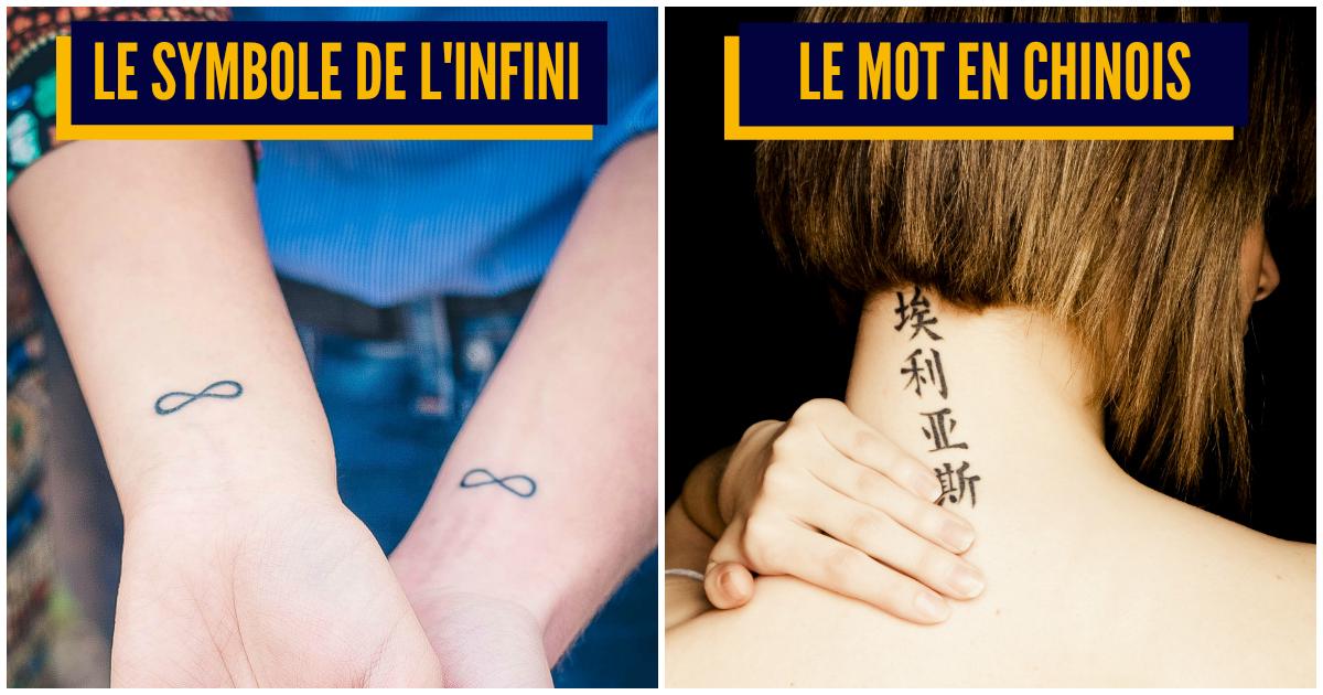 Top 8 Des Tatouages Qui Enervent Le Plus Les Tatoueurs Ceux Qu Il