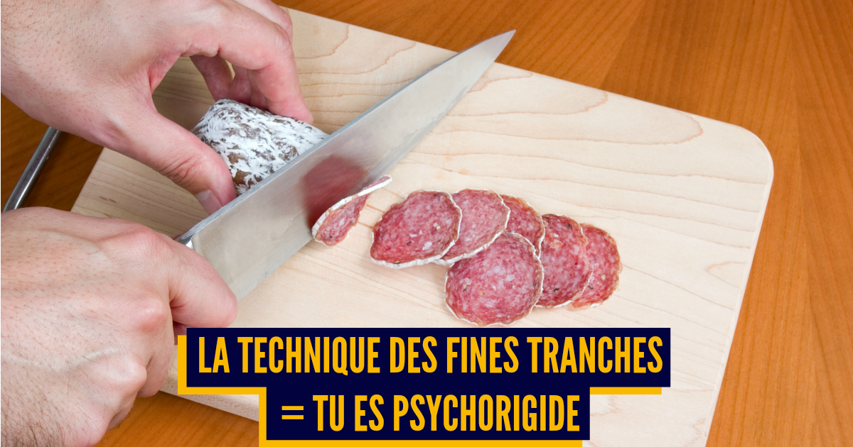 Top 5 des techniques de base pour couper le saucisson et dompter cet immonde cylindre graisseux - Machine a couper le saucisson ...