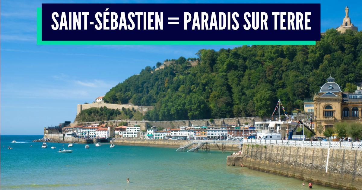 Top 10 des choses faire et voir saint s bastien - Office de tourisme san sebastian espagne ...