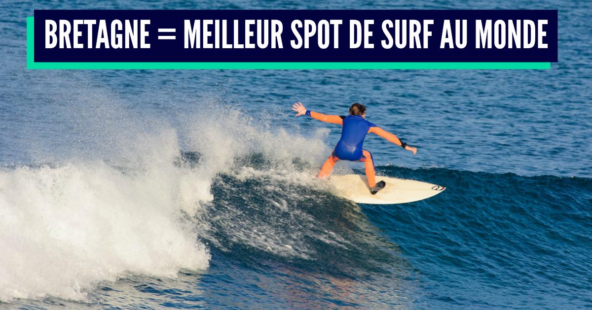 Carte Australie Surf.Top 10 Des Meilleurs Spots De Surf En France Pas Besoin D