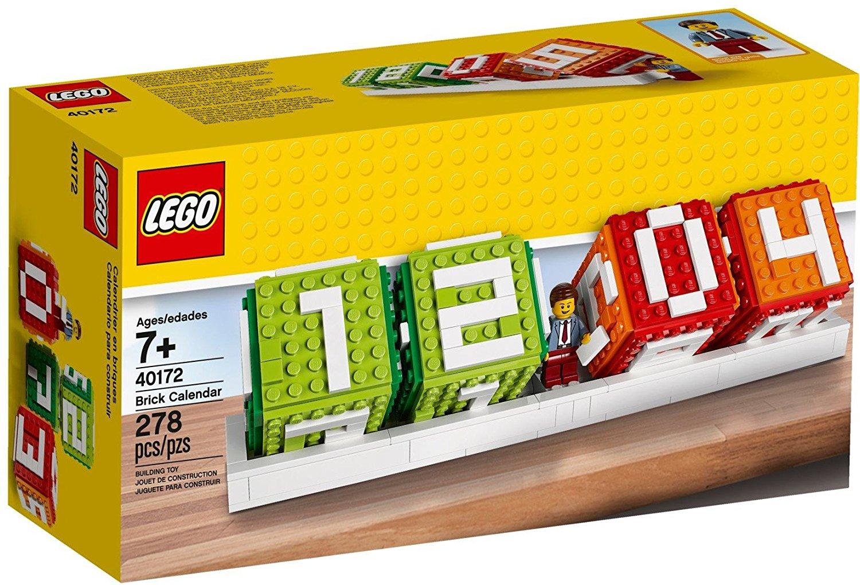 Lego Calendrier.Un Calendrier En Briques Lego