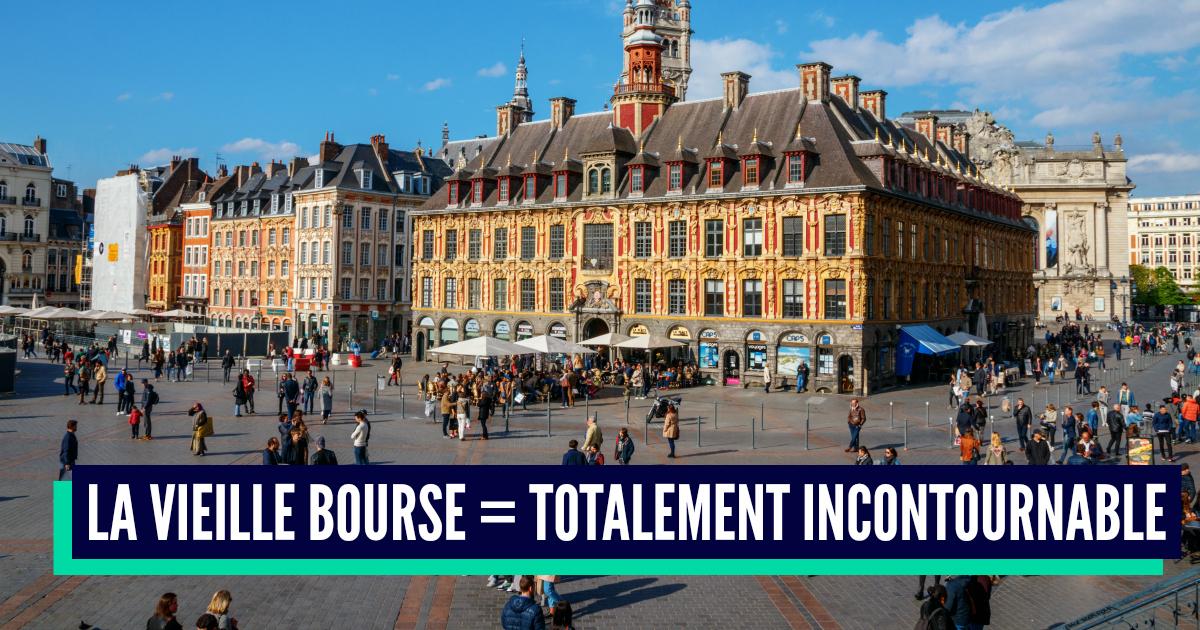 Top 10 des choses incontournables voir et faire for Lille capitale des flandres