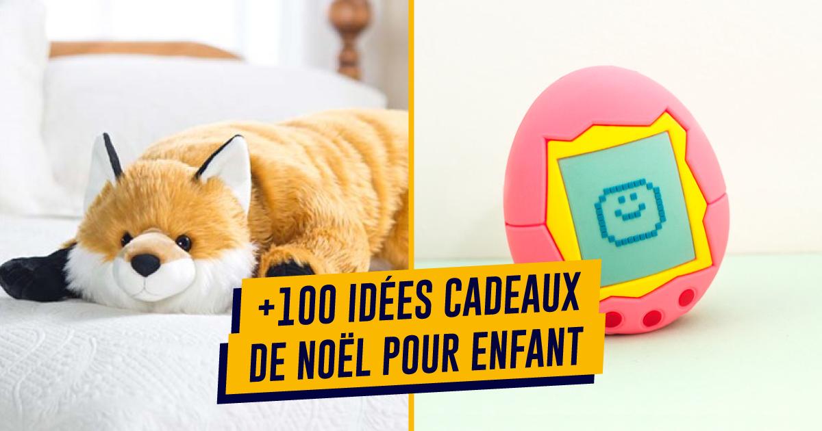Top 100 Des Idées De Cadeaux De Noël Pour Enfant Garçons