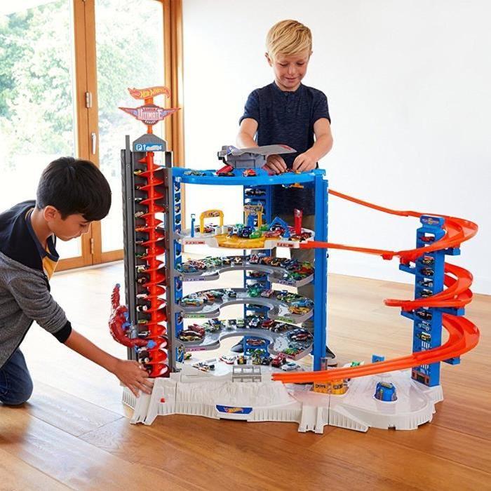 Un garage de voiture pour enfants 70 topito for Frais de notaire pour un garage 2017