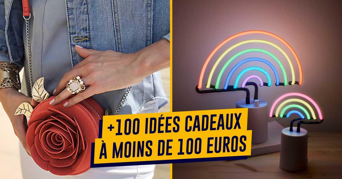 top 100+ des idées cadeaux à moins de 100 euros | topito