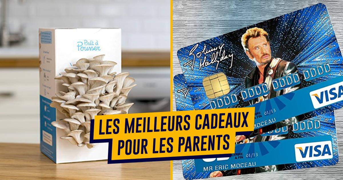 Top 100 Didées Cadeaux De Noël Pour Les Parents Topito