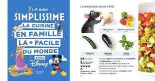 Un Livre De Recettes Simples Disney