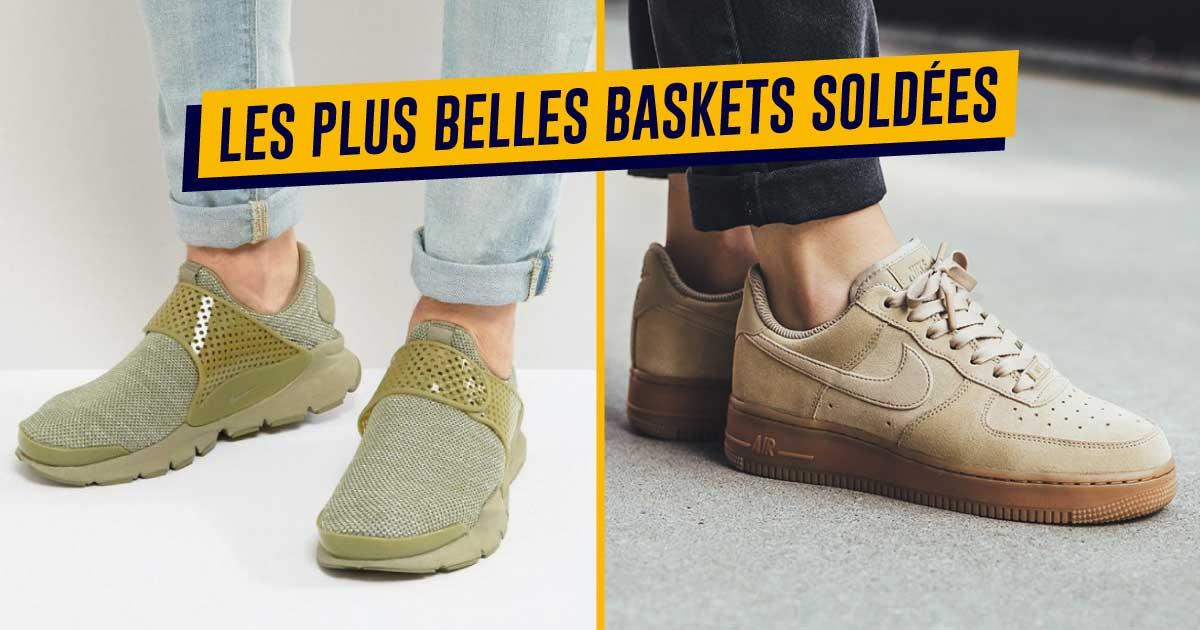 Nike, Adidas, Puma Les plus belles sneakers à shopper ce