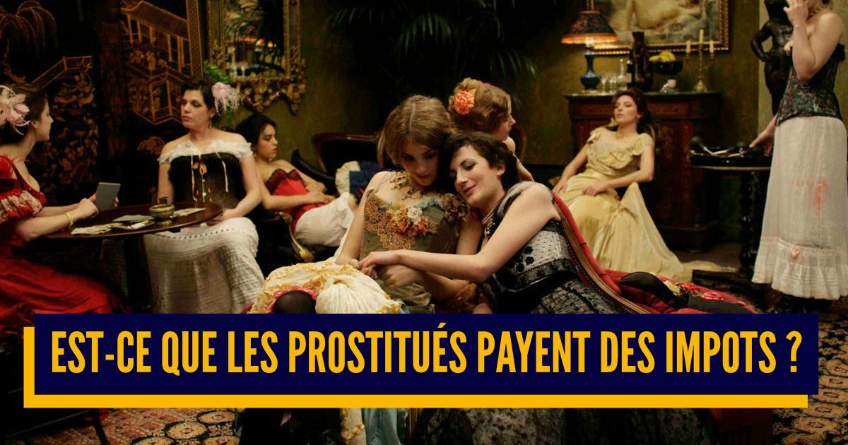 comment travaillent les prostituées