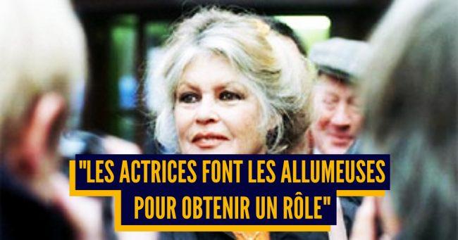 Top 10 des pires citations de Brigitte Bardot, quand la légende dérape