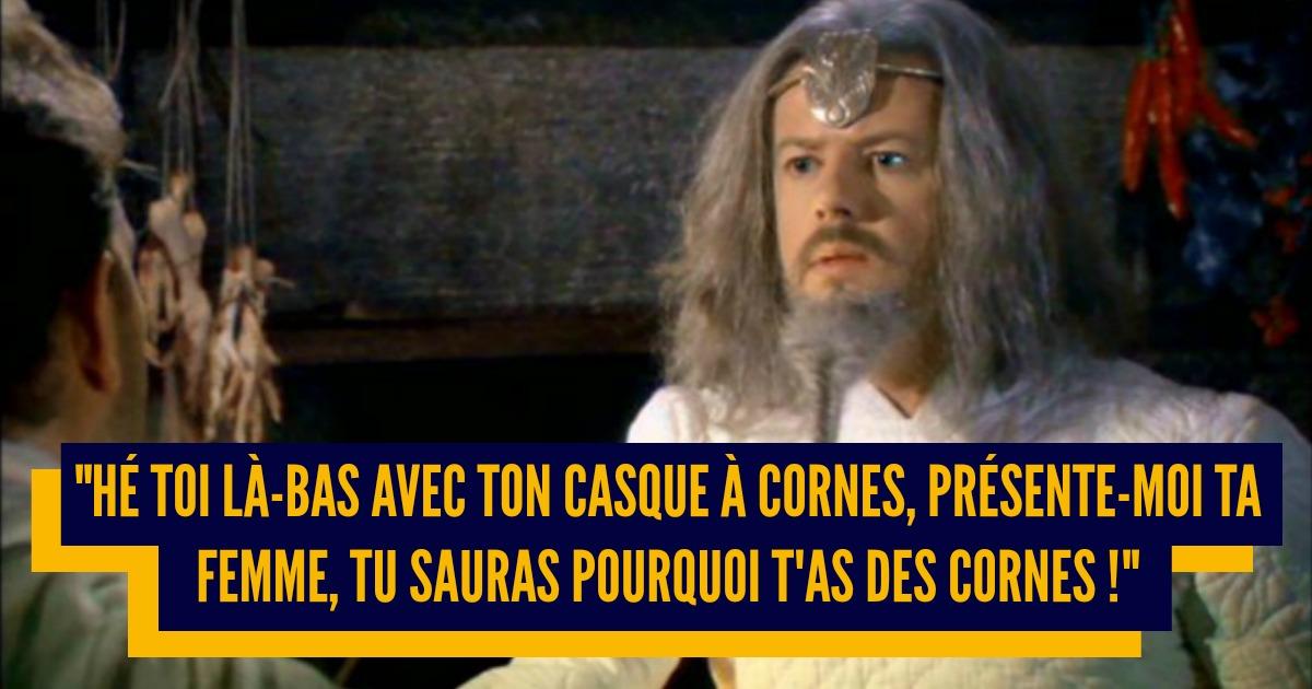 Top 12 Des Meilleures Répliques De Merlin L Enchanteur Pas