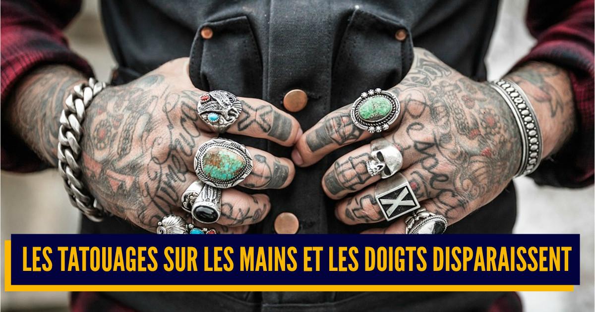 Top 10 Des Endroits Ou Les Tatouages Tiennent Le Moins Bien Sur Le