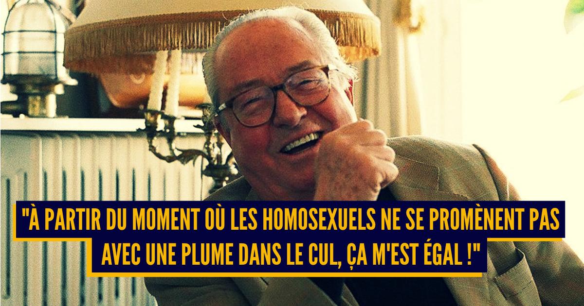 Top 14 Des Pires Citations De Politiques Sur Les Homosexuels