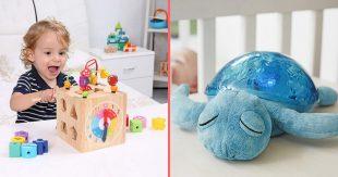 Top 55 Des Idées Cadeaux Pour Enfant Bébé De 1 An Topito