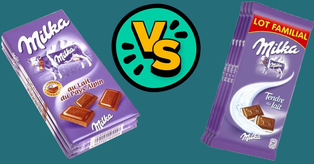 Quel est le meilleur chocolat milka topito for Quel est le meilleur cuisiniste
