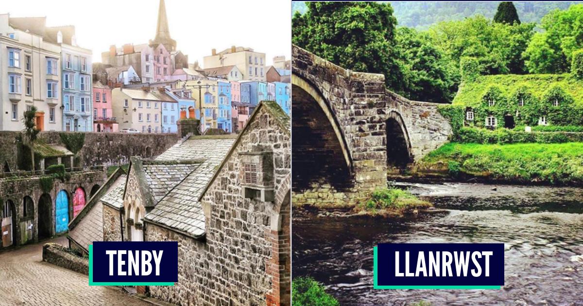 top 10 des plus beaux villages du pays de galles c 39 est encore plus beau sous la pluie topito. Black Bedroom Furniture Sets. Home Design Ideas