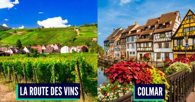 Top 10 des preuves que l'Alsace est la plus belle région de France