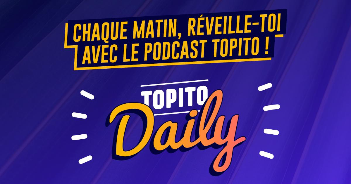 top 10 des raisons d 39 couter topito daily le podcast de topito qui vous r veille tous les. Black Bedroom Furniture Sets. Home Design Ideas