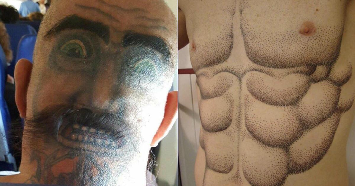 Top 15 Des Tatouages Les Plus Rates De La Vie Encre Nous C Est