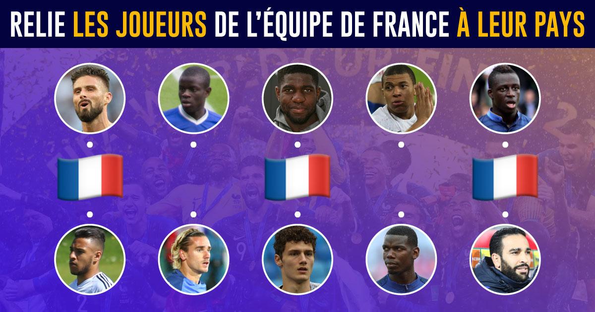 Top 9 des meilleures réponses à ceux qui font chier avec leurs histoires «d?équipe de France africaine»