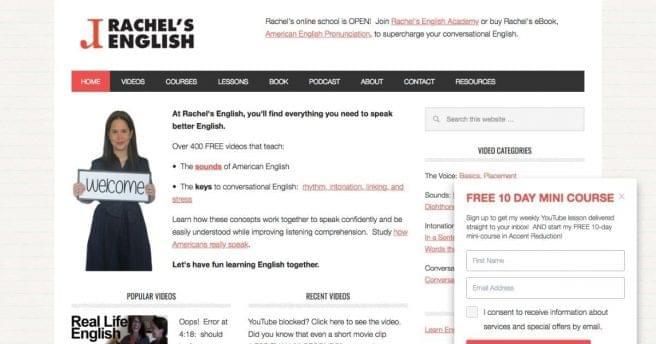 Top 20 Des Meilleurs Sites Gratuits Pour Apprendre L Anglais