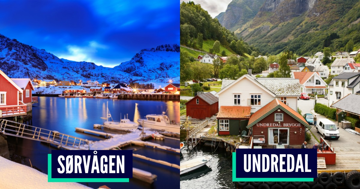 top 10 des plus beaux villages de norv ge un pays o il fait bon vivre topito. Black Bedroom Furniture Sets. Home Design Ideas