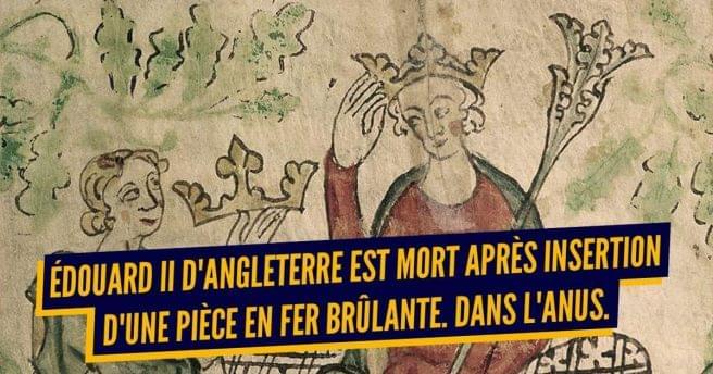 Top 10 des morts les plus cheloues du Moyen Age, ça vend du rêve