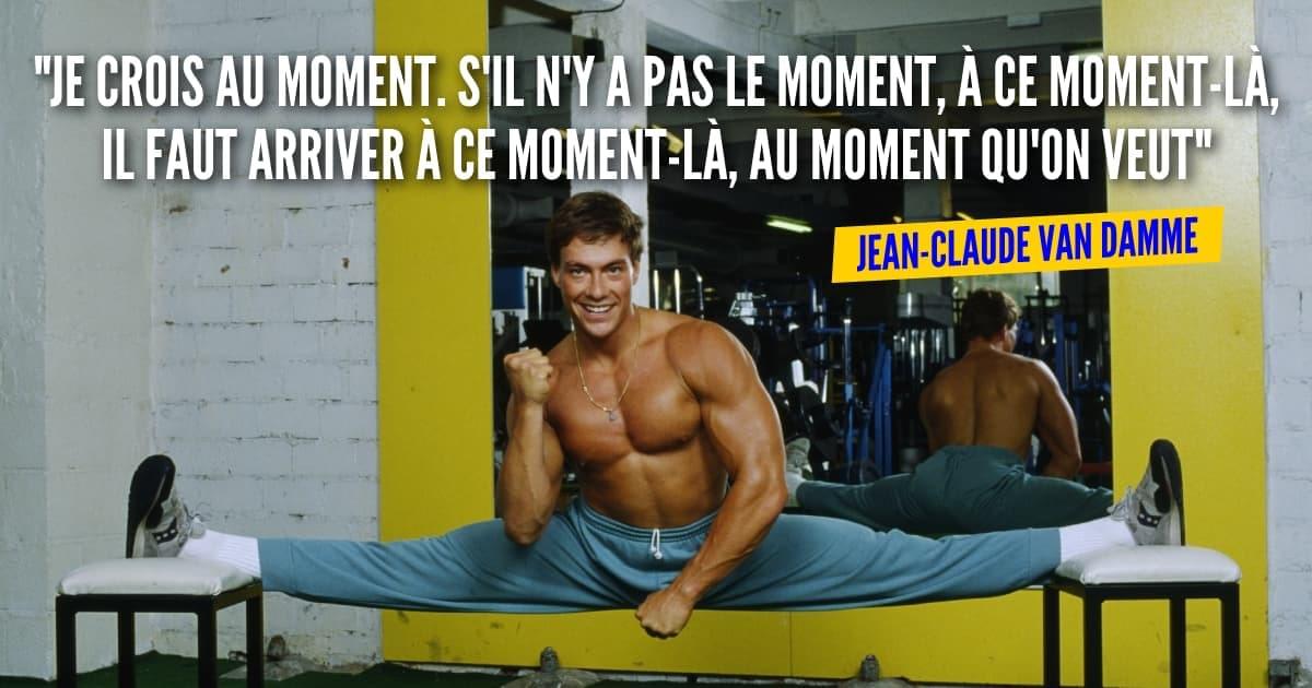 Top 10 Des Citations De Jean Claude Van Damme Topito
