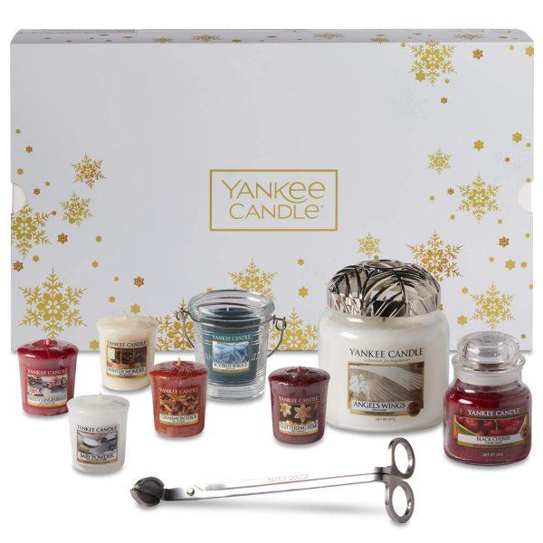 Jusqu'à -30% Sur Coffrets Bougies Yankee Candle
