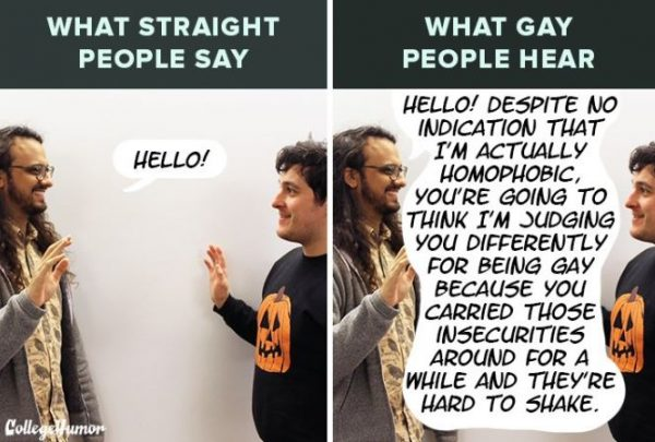 from Zechariah gay stereotype