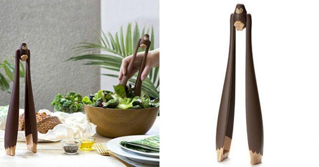 [TOPITRUC] Des couverts à salade singe
