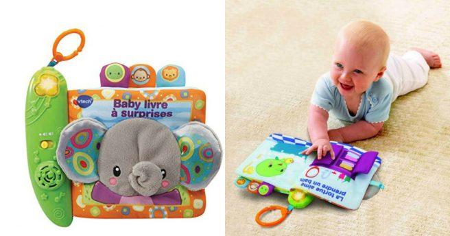 Un Livre Interactif Pour Bebes
