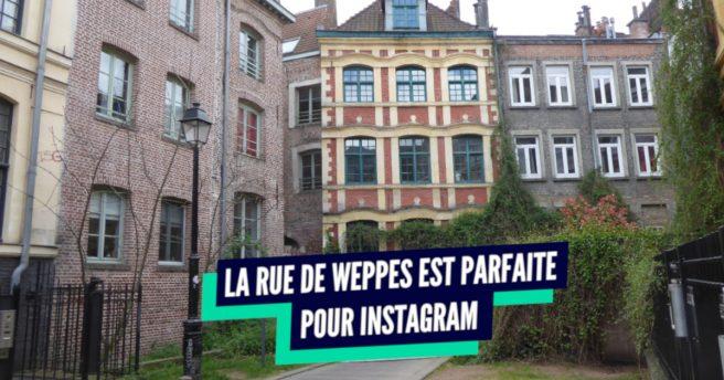Top 10 des plus belles rues de Lille, celles à avoir dans ton Instagram