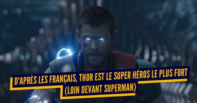 Top 15 des super-héros les plus balèzes de l'histoire des supers-héros