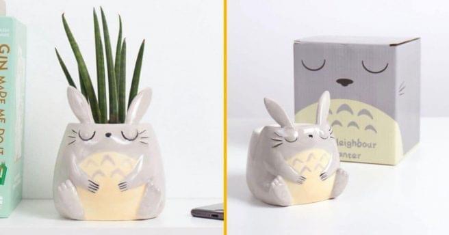 Amateurs Aux Fans Top Du Les TotoroAvis 40Des Cadeaux Pour De 29IeDWEHYb