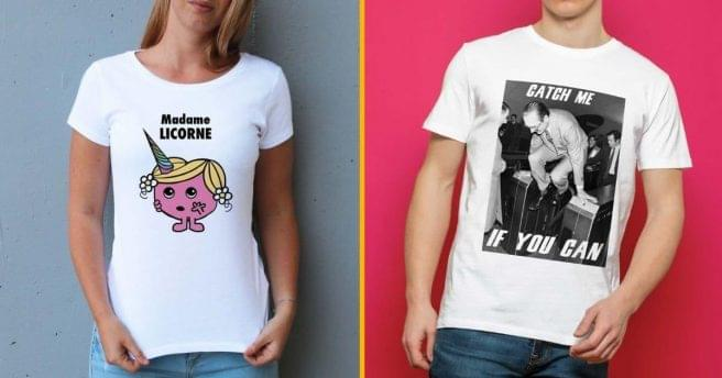 33409b6dc Top 10+ des meilleurs sites de t-shirts originaux, fun et insolites ...