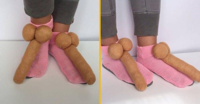 dernières tendances mieux aimé fabrication habile Top 40+ des chaussons originaux à se mettre aux pieds pour l ...