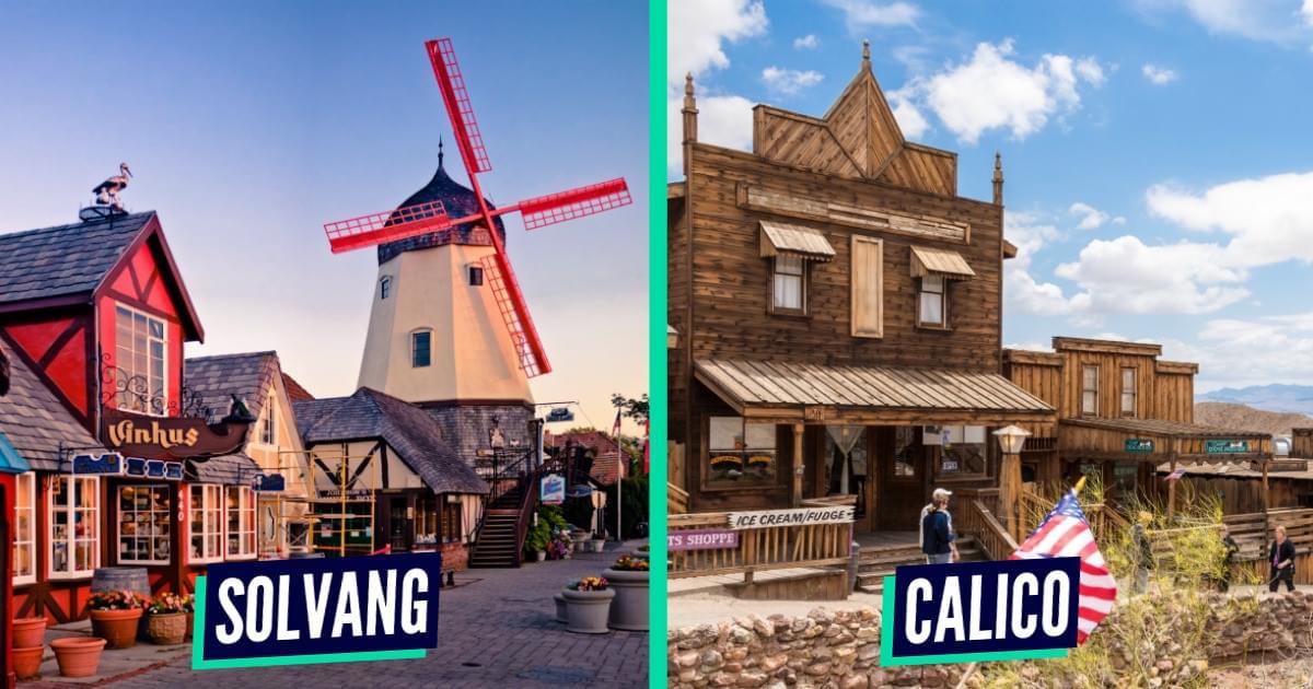 Top 10 des plus beaux villages de Californie, pour parfaire votre road-trip