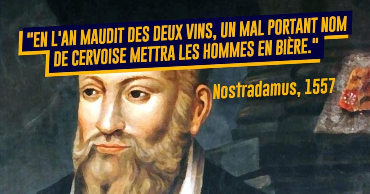 Nostradamus Prophezeiungen 2020
