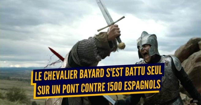 Top 10 des chevaliers qui ne sont pas connus que pour leur grosse lance