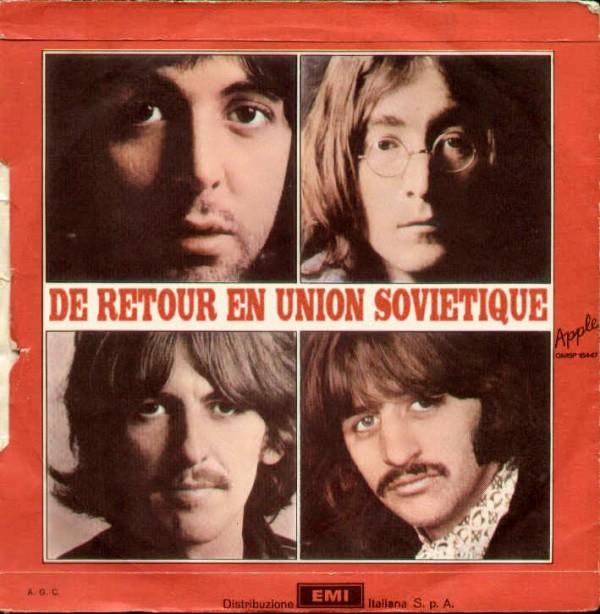 Beatles Back