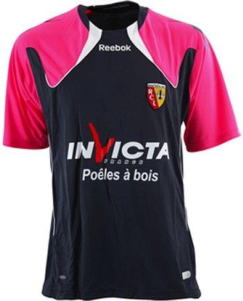 Maillot Lens Extérieur Saison 2010-2011