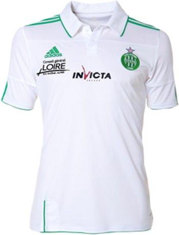 Maillot Saint-Etienne Extérieur Saison 2010-2011
