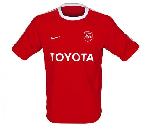 Maillot Valenciennes Domicile Saison 2010-2011
