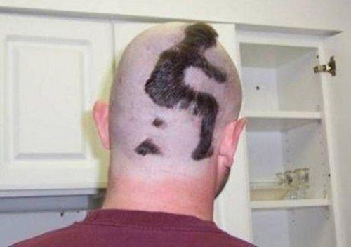 Coupe cheveux homme court fondu