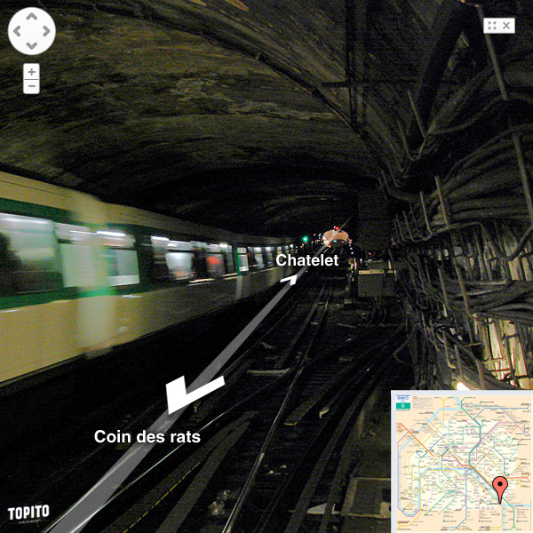 MetroGoogleMaps