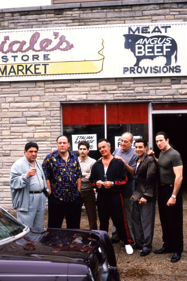Sopranos Leaving Jersey