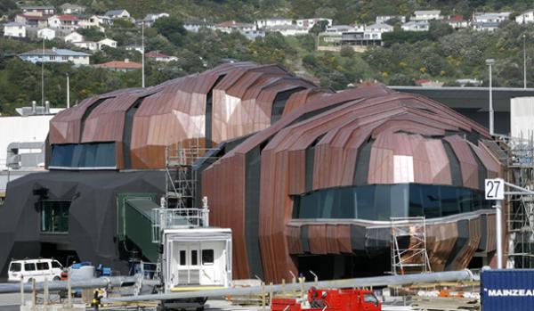 20 Wellington - International Airport