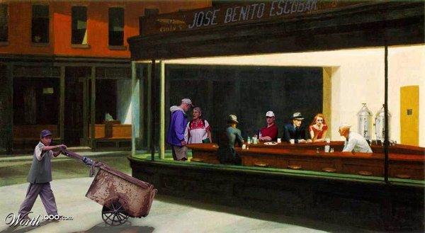 Benito escobar