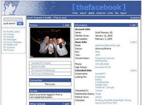 Original-Facebook-Profile-Design